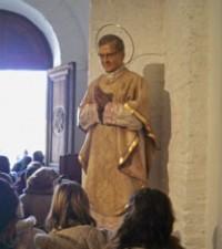 Imagen en la Catedral de San Miguel