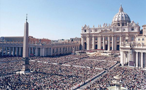 Situació dins l'Església catòlica