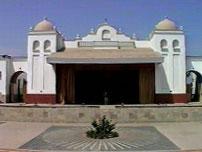 Santuario Madre del Amor Hermoso en Cañete