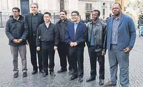 Seminaristes del món