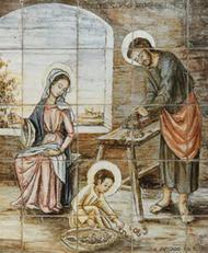 In Josefs Werkstatt
