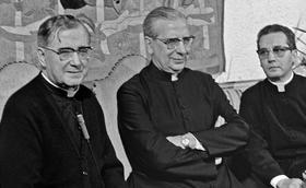 Primeiros anos de sacerdote