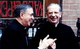 Don Álvaro e San Josemaría