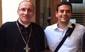 Uruguayo será ordenado Diácono en Roma