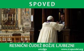 """E-knjiga """"Spoved – resnični čudež božje ljubezni"""""""