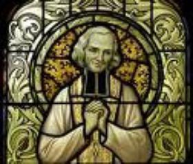 Själsfränder: Prästen från Ars och Father Brown