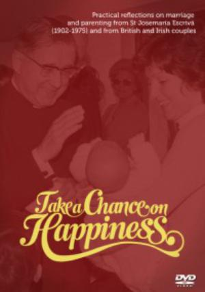 "New DVD launched: ""Take a Chance on Happiness"""