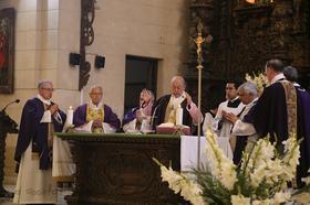Cardenal Cipriani: el padre Tegerizo supo sembrar en los corazones el amor de Dios