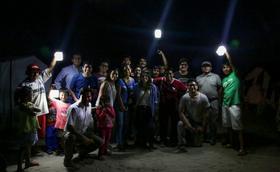 Cientos de universitarios ayudan a los damnificados por 'El Niño'