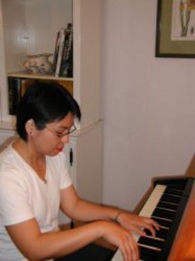 Trang Nguyen, Klavierlehrerin