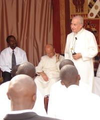 La labor del Opus Dei en Kenia se remonta a 1958. En Uganda, comenzó en 1996.