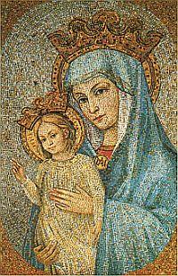 Maria Kyrkans Moder