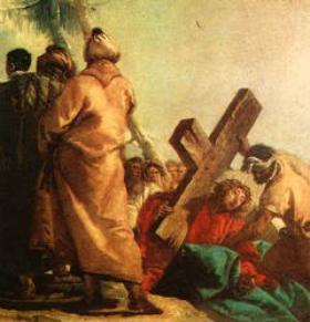십자가의 길 (3편) 7-8-9-10처