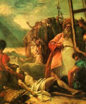 십자가의 길 (4편) 11-12-13-14처