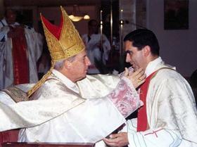Palabras del p. Víctor Urrestarazu sobre el fallecimiento de Mons. Javier Echevarría