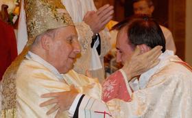Trasmissione in diretta dell'ordinazione di sacerdoti a Torreciudad