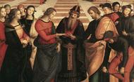 Vida de Maria (IV): Os esponsais com José