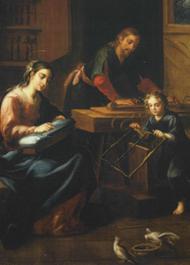 Život Panny Marie (XIII): Roky v Nazaretu