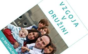 Nova e-knjiga: Vzgoja v družini