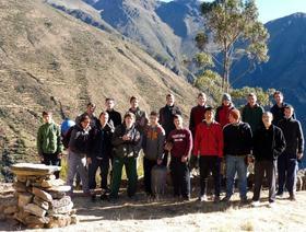 Projekt reštaurovania kostolov v Peru
