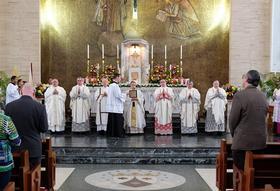 Arzobispo preside Misa de Acción de Gracias por Beatificación