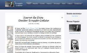 Website de la causa del doctor Cofiño
