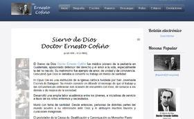 Website de la causa del doctor Cofiño