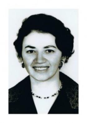 Zezinha, a primeira numerária auxiliar do Brasil