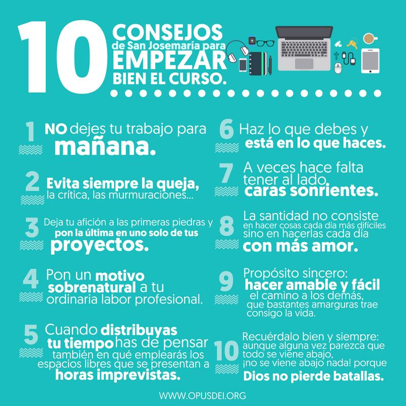 10 Consejos de vida