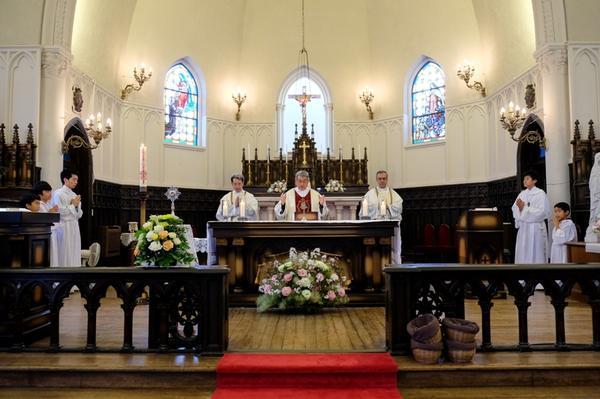2016年6月26日、聖ホセマリアの多数記念ミサの写真集