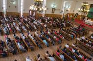 Celebran al Beato Álvaro en Asunción