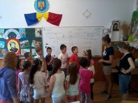 Album du séjour de travail social en Roumanie