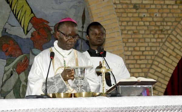 Diaporama de la Messe de saint Josémaria