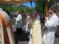 Fotoreportage Sacramentsprocessie Amsterdam 2015
