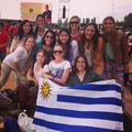 Fotorreportaje de uruguayos en torno a la beatificación