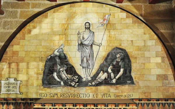 Galería de fotos de las escenas del Rosario del Santuario de Torreciudad