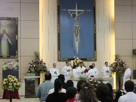 Galería de fotos: Bucaramanga y otras ciudades de Colombia en las misas de san Josemaría
