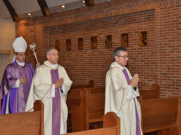 Galería de fotos del Funeral en memoria de Mons. Javier Echevarría en Bogotá