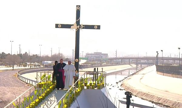 Galería de fotos: misa en Ciudad Juárez