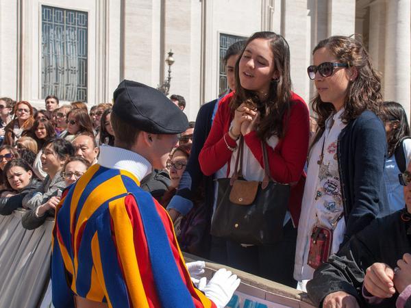 Las fotos del UNIV en Roma