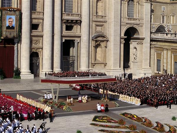 Les messes en l'honneur de saint Josémaria