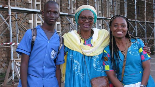 Messe du 2 octobre à Yaoundé