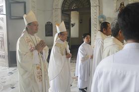 Photo Gallery: Mass in honor of St. Josemaria Escriva in Angeles City, Pampanga