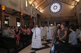 PHOTO GALLERY: October 6, 2015 Concelebrated Mass in Gerona, Tarlac