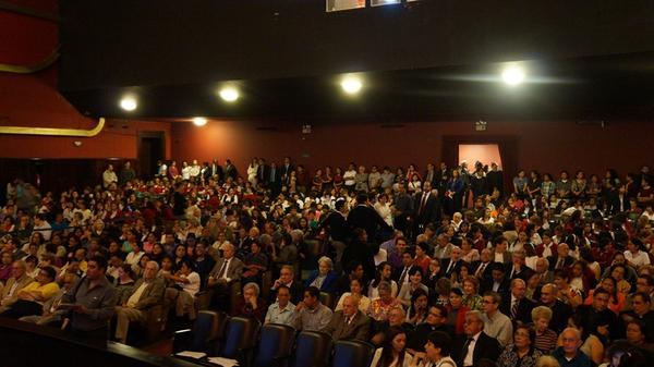 """Estreno de """"Santidad para todos. La labor del Opus Dei en Guatemala."""""""