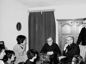 S. Josemaria em Portugal. 1972