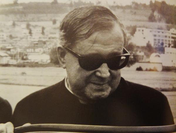 San Josemaría en Ecuador ( Agosto 1974)