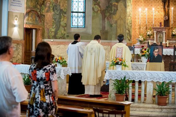 Sărbătoarea Sf. Josemaria în România 2017