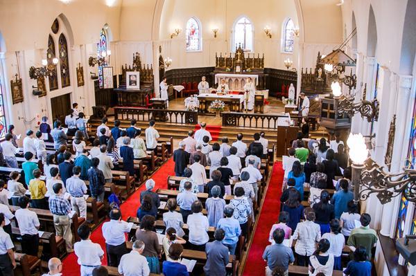 聖ホセマリの記念ミサ2014年6月