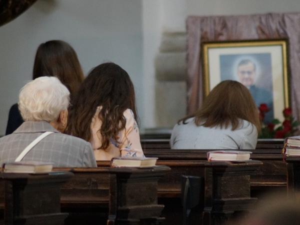 Slavnostní mše ke cti svatého Josemaríi Escrivá v Brně